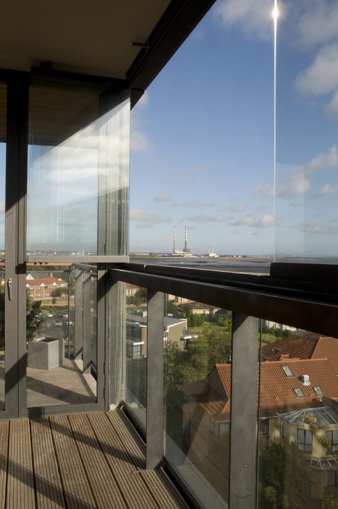 Coulissant pivotant sl25 balcon for Fenetre balcon