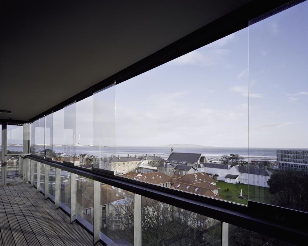 Coulissant pivotant sl25 balcon for Verre pour fenetre