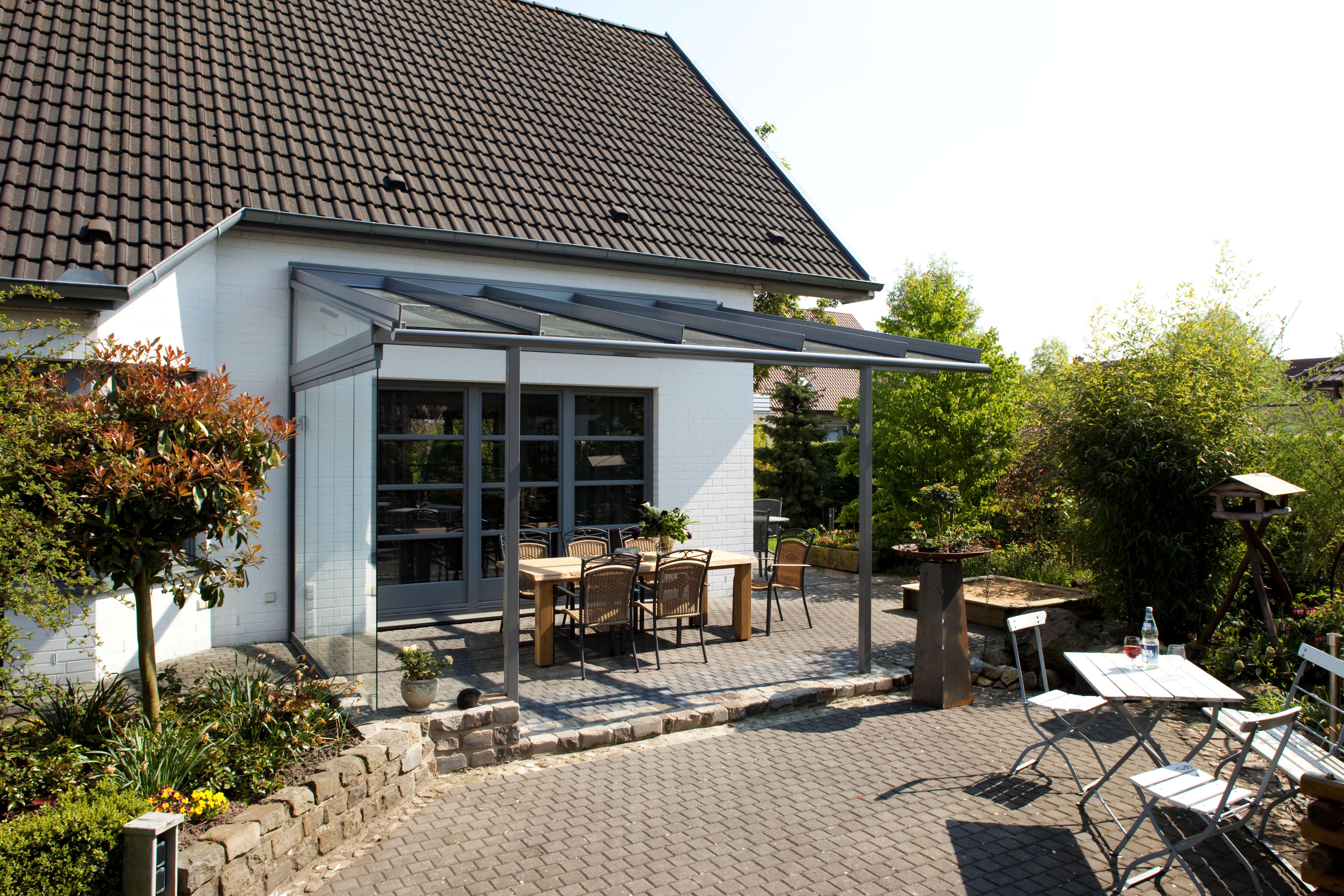 Veranda Ouverte Sur Terrasse Francephotostourisme Fr