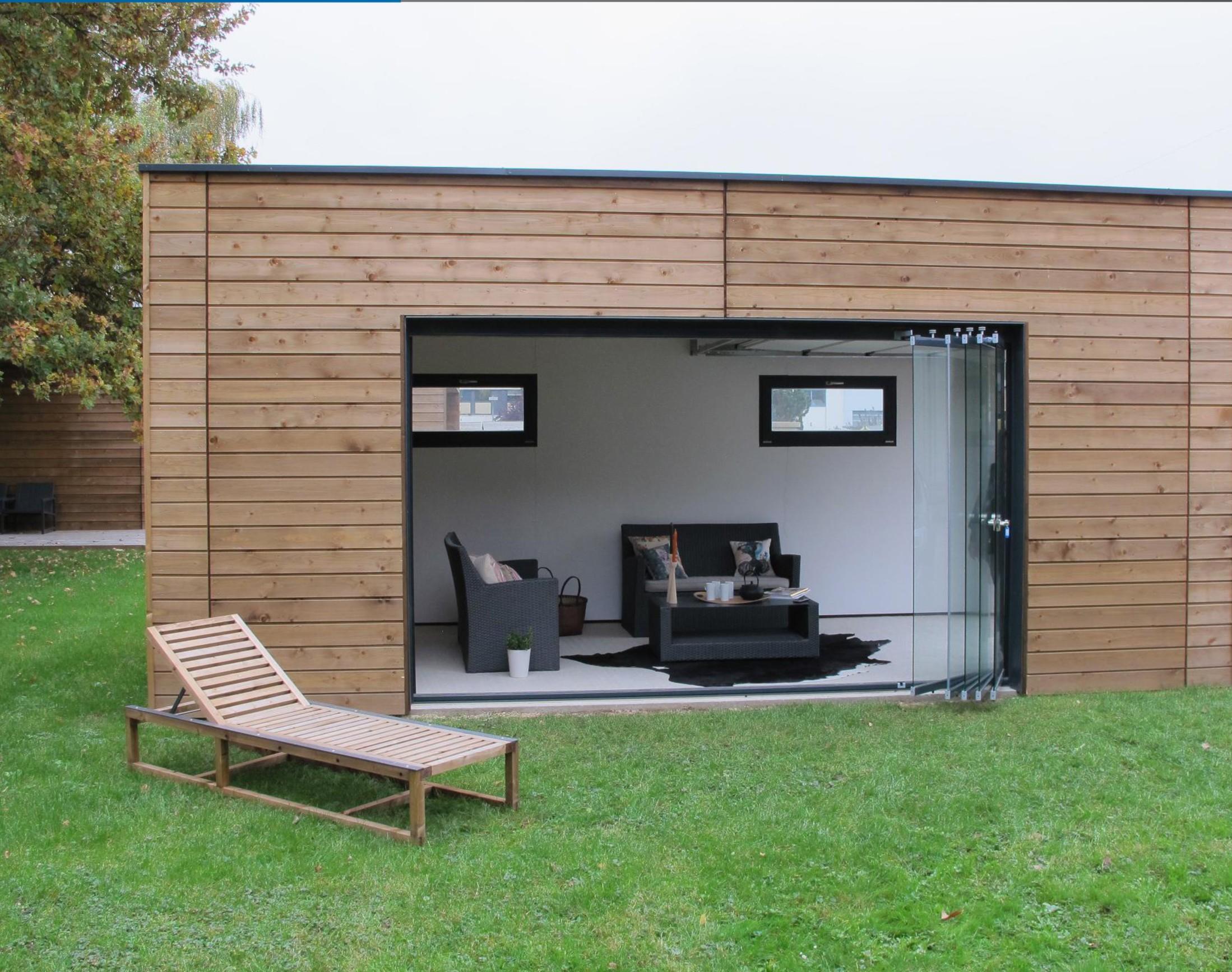 Studio ossature bois for Sav habitat et jardin